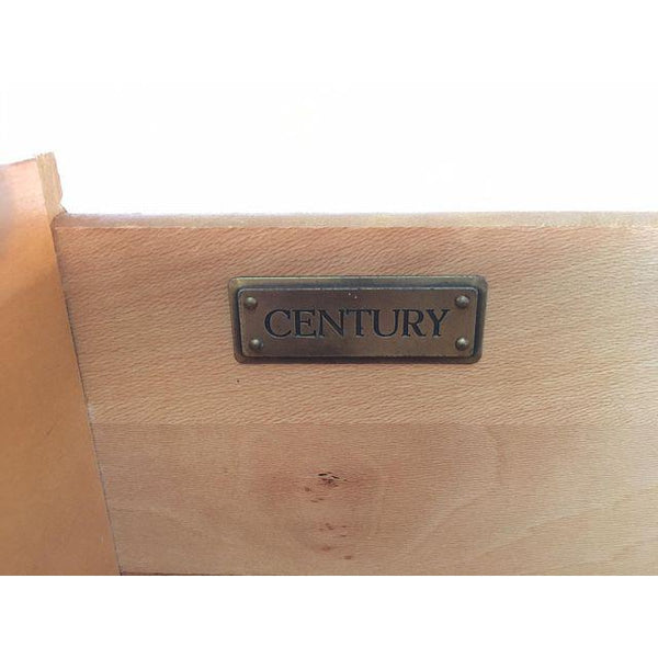 Century Furniture Burlwood Asian Chinoiserie Server logo