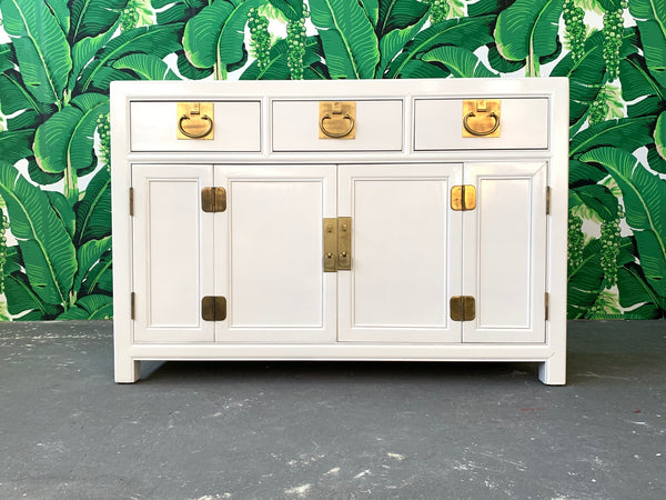 Century Furniture Sabota Collection Asian Ming Style Buffet Server front view