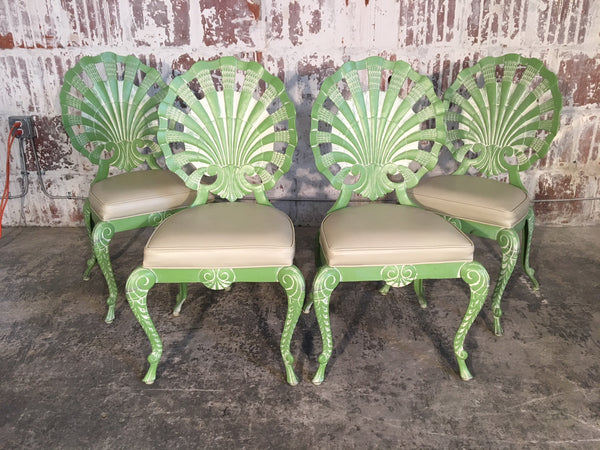 Vintage Grotto Chairs