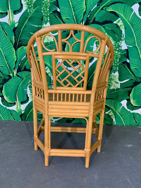 Brighton Pavilion Style Dining Chairs, Set of 4