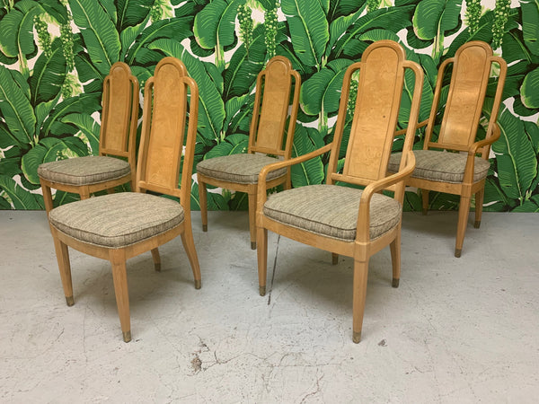 Henredon Scene Two Dining Chairs, Set of 6 front view