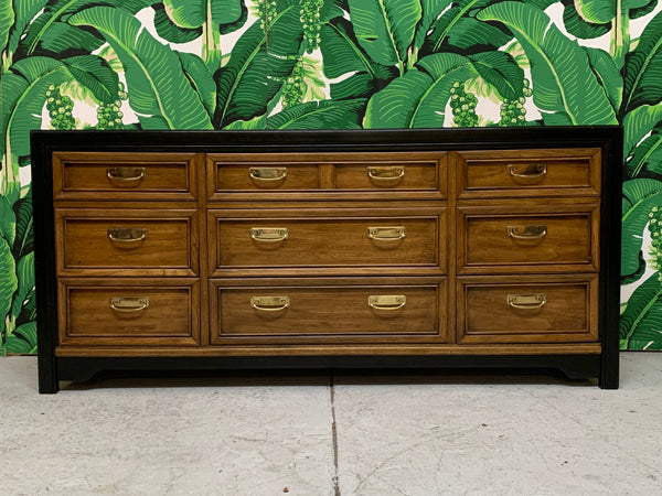 Thomasville Two-Toned Triple Dresser