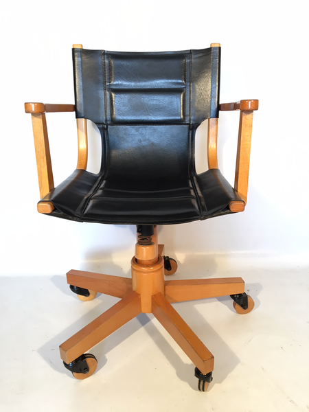Asher Benjamin Studio Mid Century Desk Chair