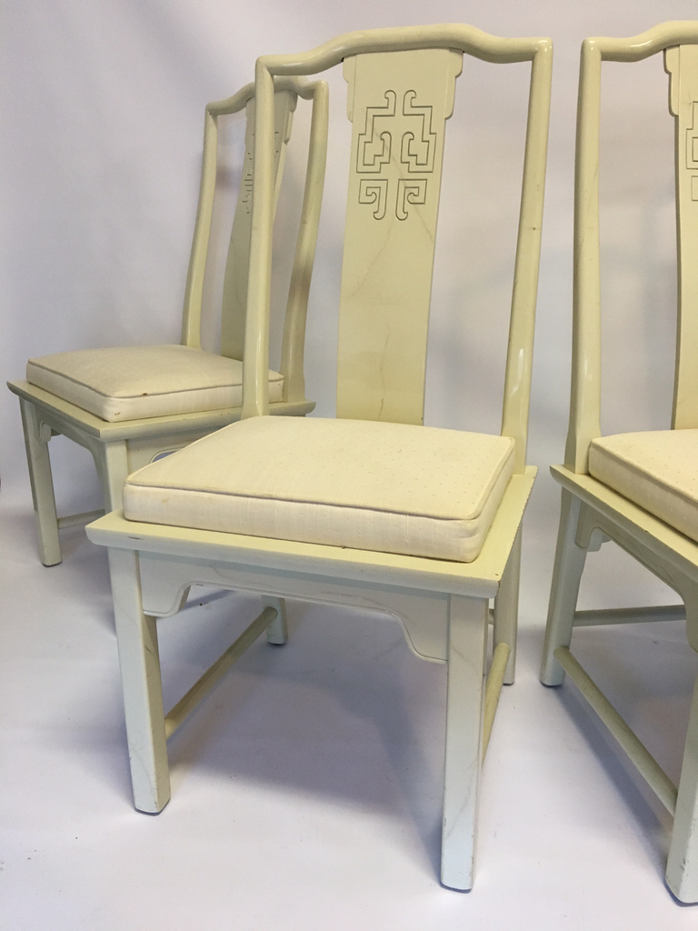 ... Century Furniture Chin Hua Asian Chinoiserie Dining Chair ...
