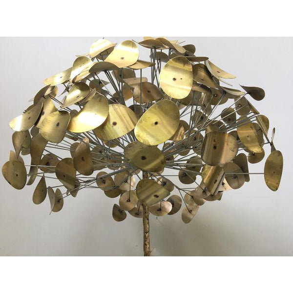 Curtis Jere for Jonathan Adler Raindrop Series Tree Sculpture side view
