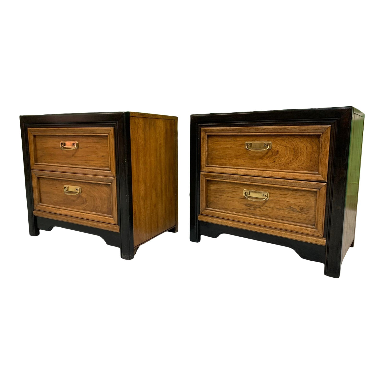 Thomasville Two-Toned Nightstands