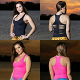 RIPPED BACK TANK TOP - Iris Fitness home of good quality leggings with really good prices
