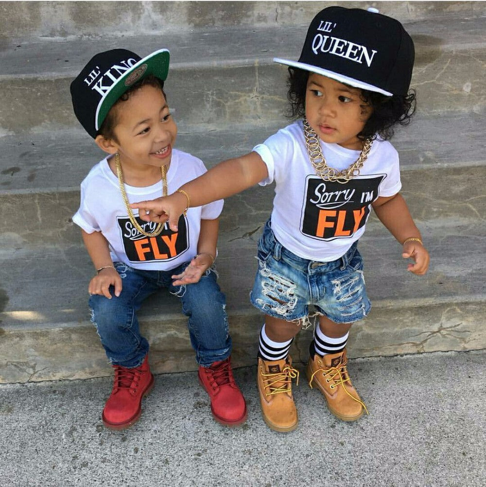 Lil King and Queen Hats