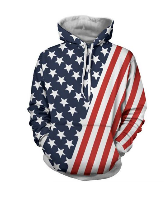 American Patriot's Collection Hoodies