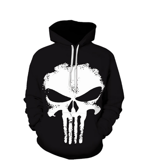 The New Punisher Hoodie - AvantgardExchange.com