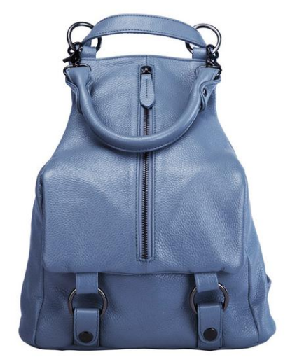 Luxury Genuine Leather Backpack- Zip - AvantgardExchange.com