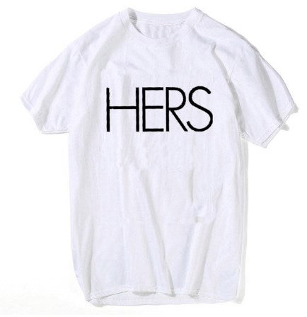 His and Her Lovers Shirts - AvantgardExchange.com