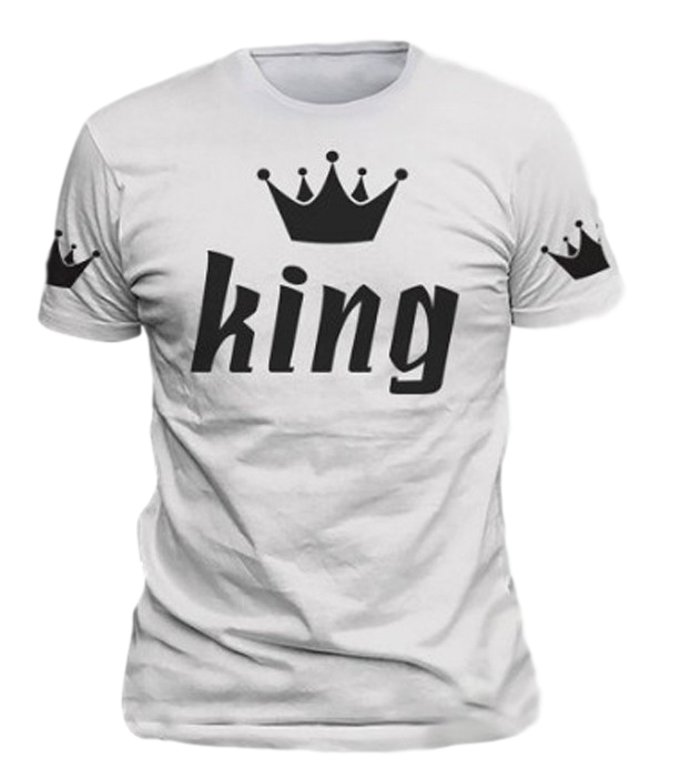 6d49a8dafc4 Queen   Her King Short Sleeve T-Shirts