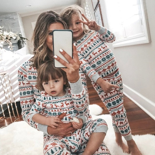 Christmas Family Christmas Pajamas