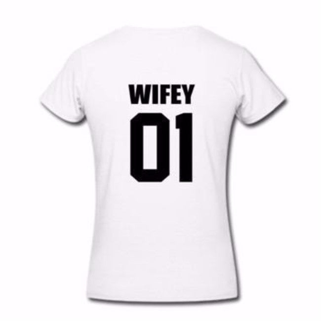 wifey special t-shirt
