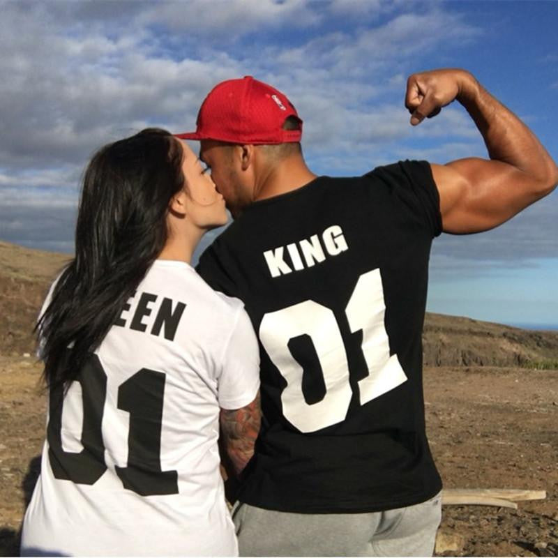 The Couple's King & Queen Shirts - AvantgardExchange.com