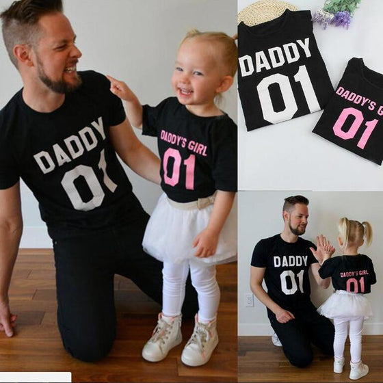Daddy's Girl Matching Shirts - AvantgardExchange.com