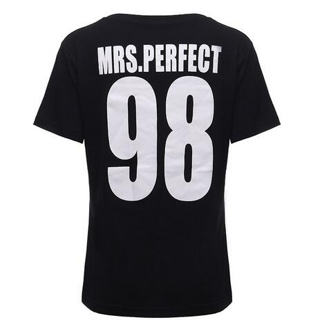 Mr. & Mrs. Perfect Couple's Shirts - AvantgardExchange.com