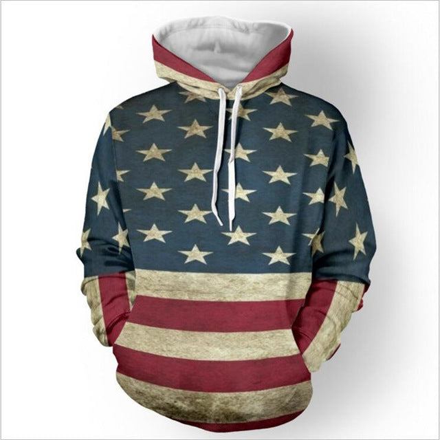 American Collection Hoodies