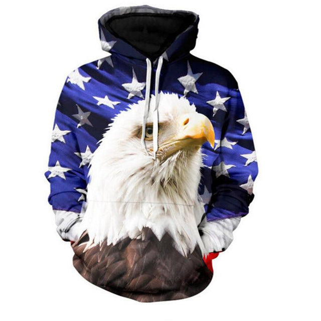 Patriot's Hoodies
