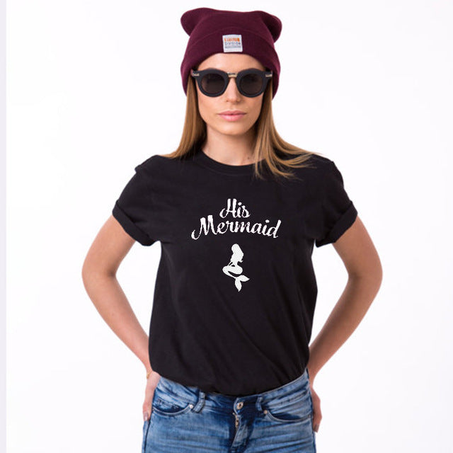 Pirates and Mermaids Couples T-shirts - AvantgardExchange.com