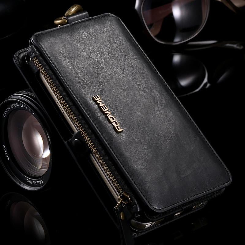 Leather Wallet and Case For Samsung Galaxy and iPhone - AvantgardExchange.com