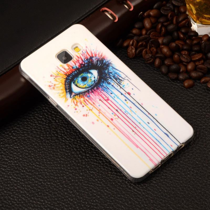 Soft Plastic Case For Samsung Galaxy, Rubber Silicon Protective Phone Case - AvantgardExchange.com