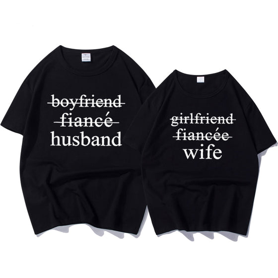New Husband and Wife Couple Shirts - AvantgardExchange.com