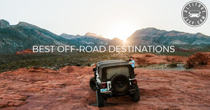 Best Off-Roading Destinations For Your Wrangler