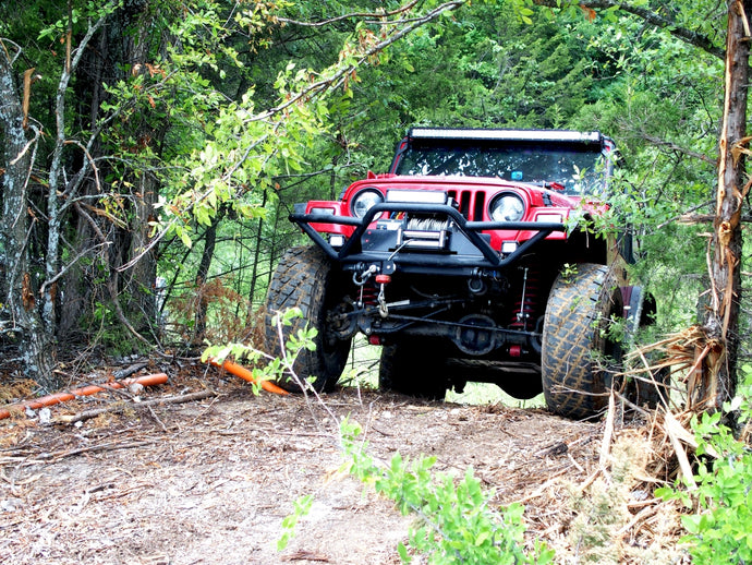 Tips For Summer Jeep Camping