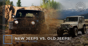 New Jeeps vs. Used Jeeps: The Pros and Cons