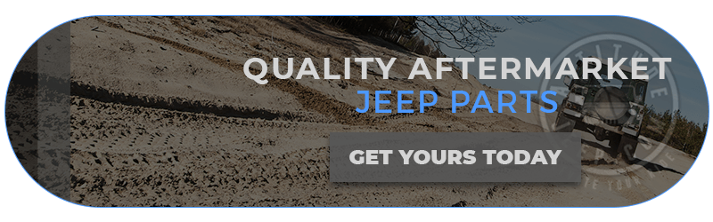 Aftermarket Jeep Accessories