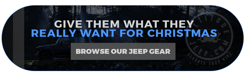 Best Jeep Accessories >> Aftermarket Jeep Accessories Best Holiday Gifts For Your Jeep