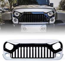 "Original Gladiator ""Vader"" Grille for '07-'18 JK JKU Jeep Wrangler"
