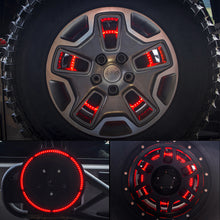 Spare Tire LED 3rd Brake Light - Altitude Jeep
