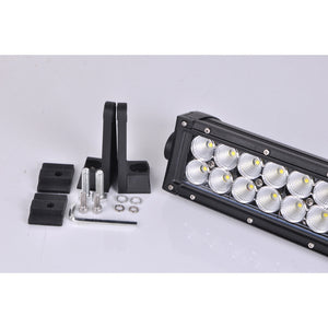 Jeep TJ 288W 50'' LED Light Bar - Altitude Jeep
