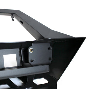 Iguana Series Front Bumper w/ Winch plate for ('07-'17 JK) - Altitude Jeep
