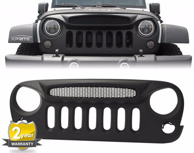Altitude Gladiator Ghost Jeep Grill