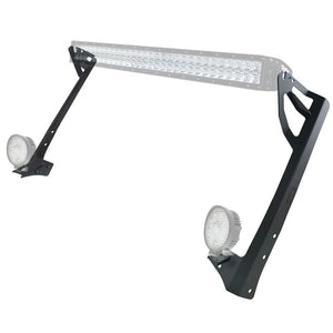 52'' Straight LED Light Bar Mount - Altitude Jeep