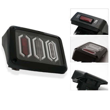 Diamondback LED Tail Lights - Altitude Jeep