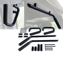 Steel Grab Handles/Bars for Jeep Wrangler JK ('07-'17) - Altitude Jeep