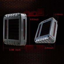 Grid Iron LED Taillights - Altitude Jeep