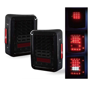 G1 Series LED Taillight for Jeep Wrangler ('07-'17) - Altitude Jeep