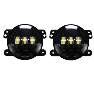 CREE LED Fog Lights for Jeep Wrangler '07-'18 - Altitude Jeep
