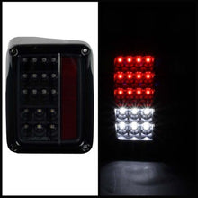 SPYDER LED Taillights for '07-'17 Jeep Wranlger - Altitude Jeep