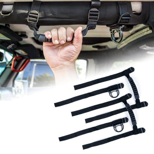 Roll Bar Grab Handles - Altitude Jeep