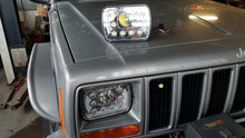 YJ Half Halo Angel Headlights - Altitude Jeep