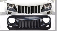 JK Eagle Eye Grille w/ Mesh Insert - Altitude Jeep