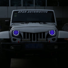 Colored Spider Eyez - Altitude Jeep