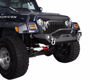 Gladiator Grill Cover for TJ Jeep Wrangler ('97-'06) - Altitude Jeep